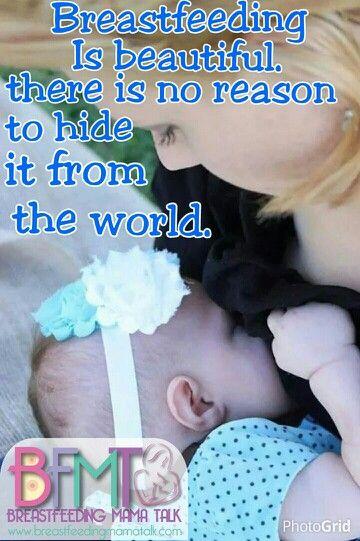 6 Reasons Breastfeeding Moms Post #Brelfies