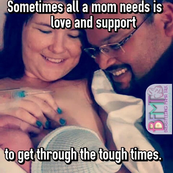 9 Ways To Make A Breastfeeding Mom Feel Love & Supported...