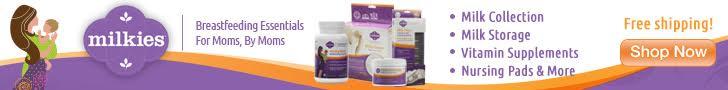 Milkies Nursing Products