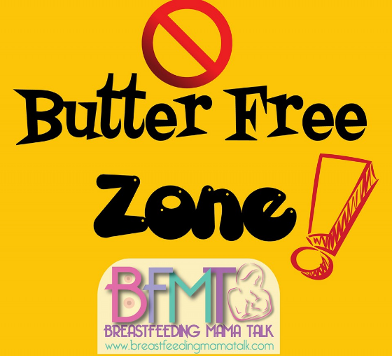 11 Signs You Might Be A Breastfeeding Butter
