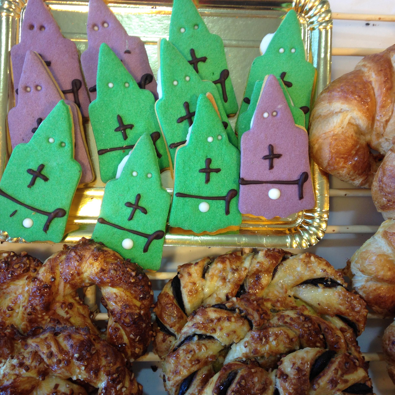 Semana Santa cookies // Biscuits pour la Semana Santa de la Taleda Panadería
