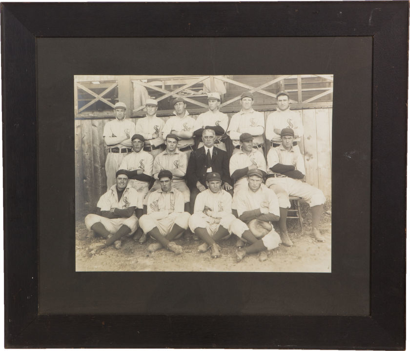 1902- 1907 Springfield Ponies Imperial Cabinet Photograph.
