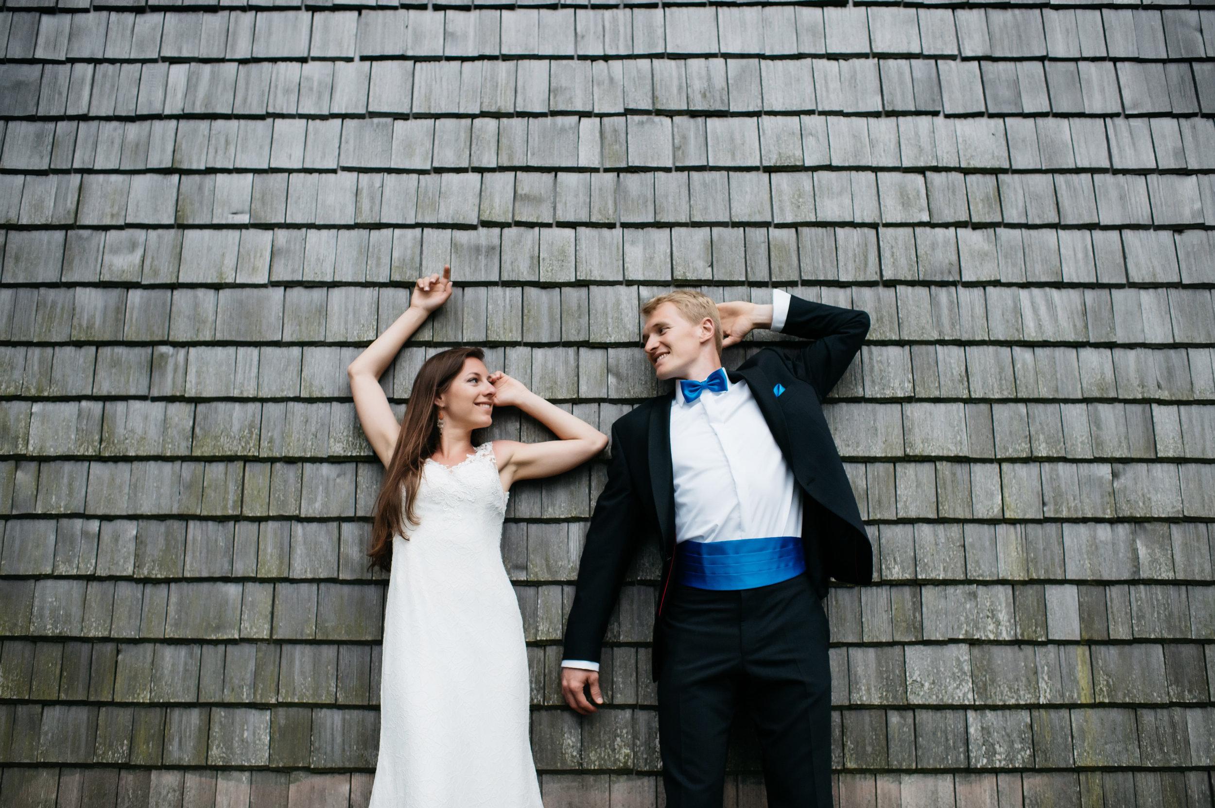 Brautpaarshooting Inspiration