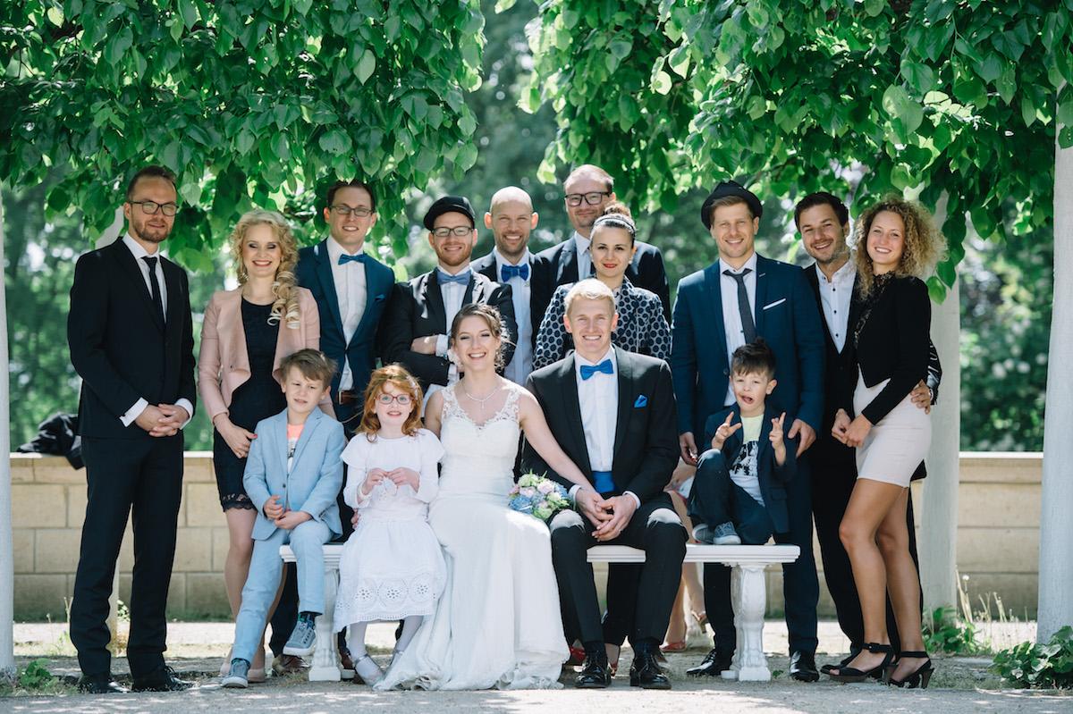 Hochzeitsreportage Familie