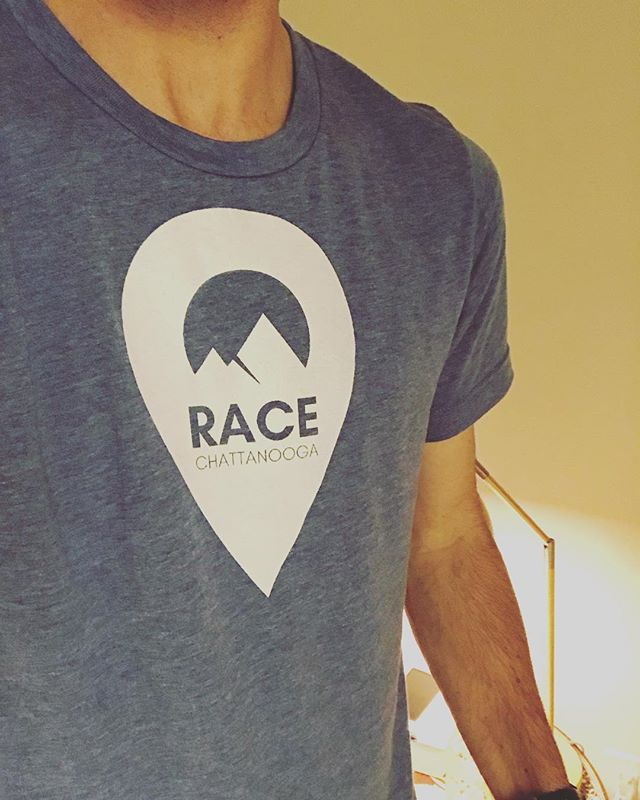 The Classic Race Chattanooga T could not be softer👌🏻available now on racechattanooga.com!