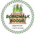 Boardwalk Boogie 5K   5K Overall