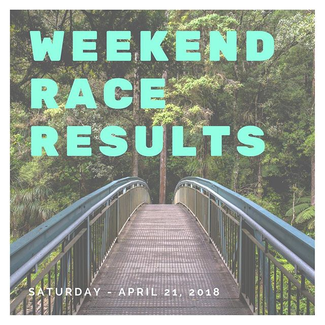 Link to Saturday's race results are posted in bio #browbeater #chickamaugachase #boardwalkboogie