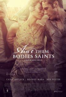 Título: Ain't Them Bodies Saints  Director: David Lowery  Escritor: David Lowery  Cinematógrafo: Bradford Young