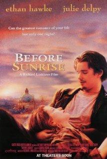 Título: Before Sunrise  Director: Richard Linklater  Escritor: Richard Linklater, Kim Krizan  Cinematógrafo: Lee Daniel