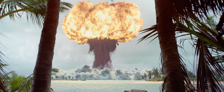Explosión creada por Dneg.