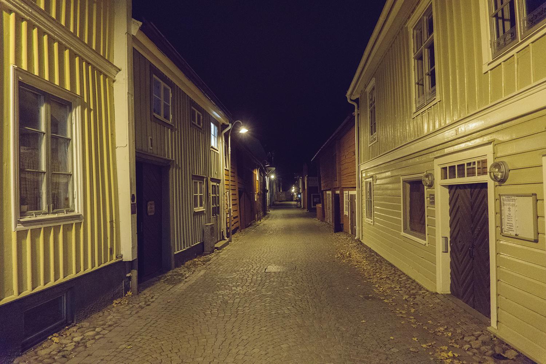 Calle en Eksjö, ,Jönköping,Suecia.