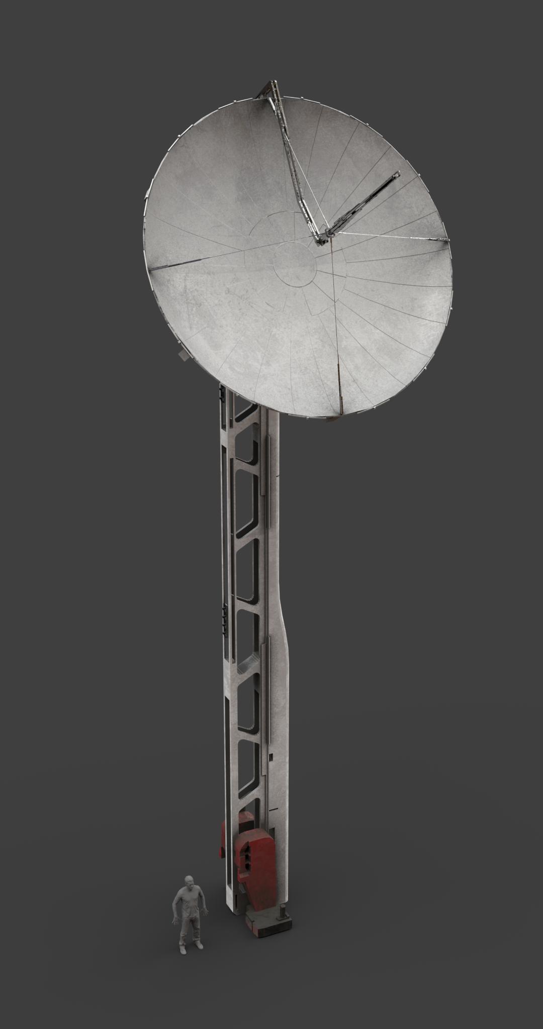 antenna_a look development