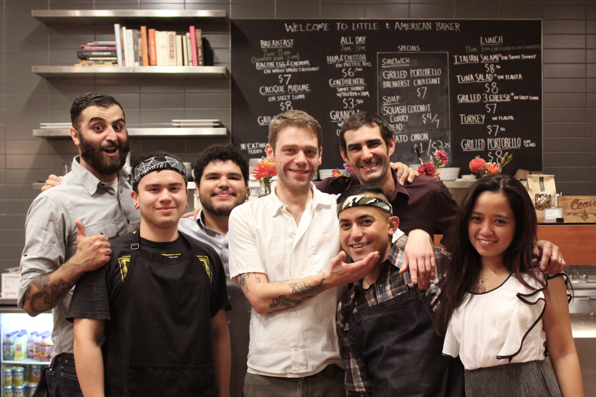 The PDX Six Seven One - After Hours Supper Club crew