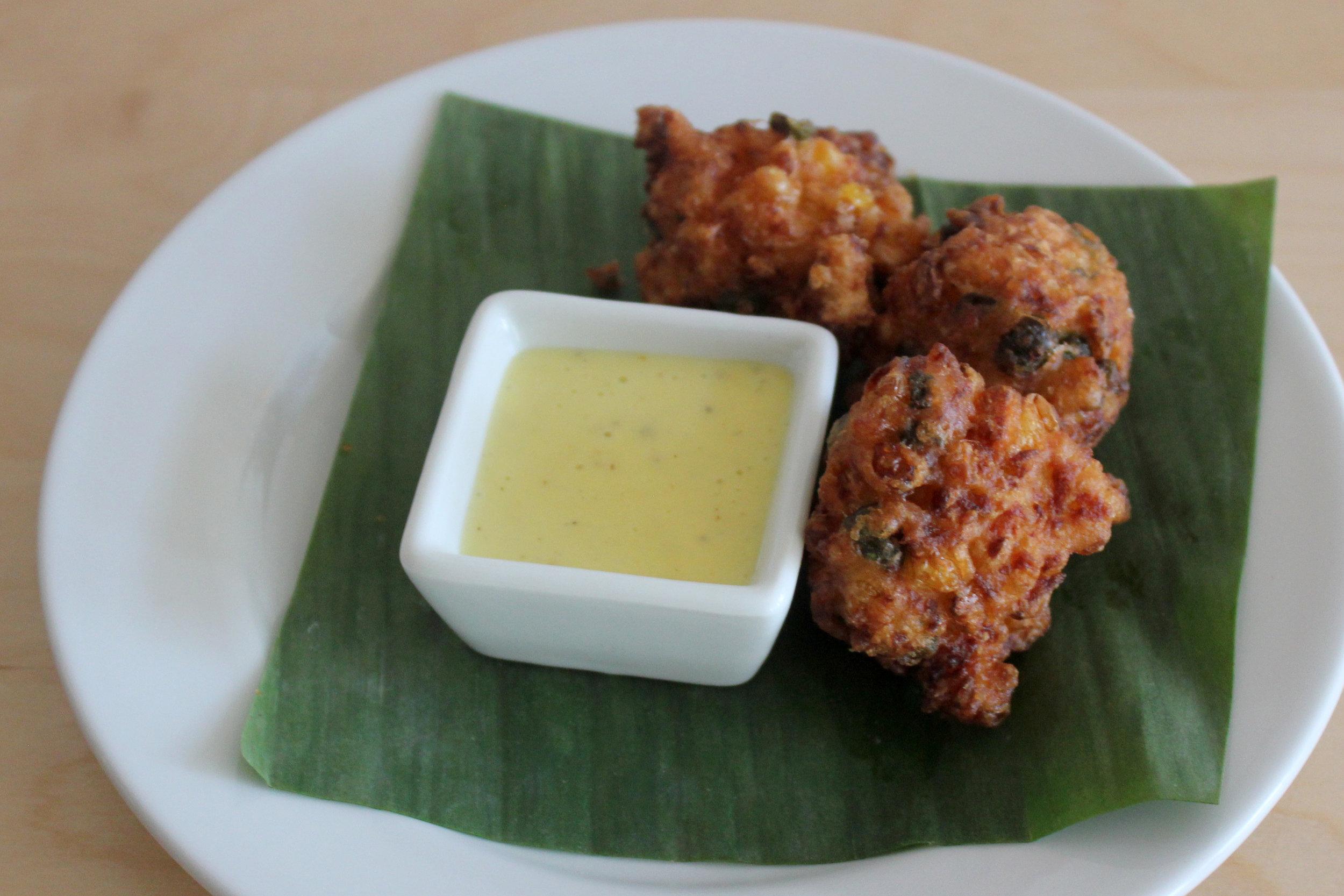 Boñelos Uhang – Shrimp Patties