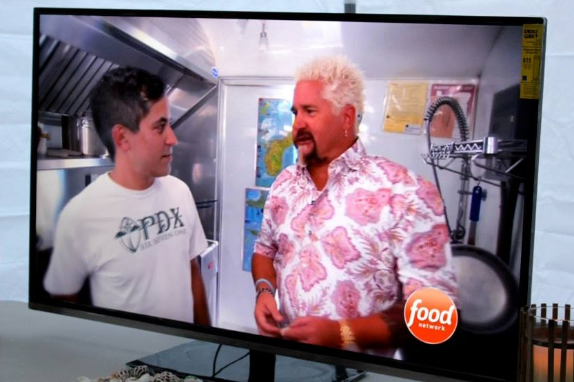 Diners, Drive-Ins and Dives  (The Food Network)