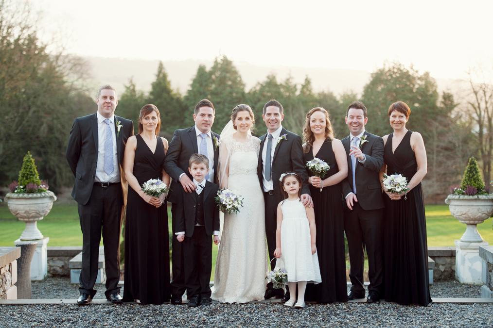Wedding Photography Ireland Castle Durrow Laois Irish Wedding Photographer 095.jpg