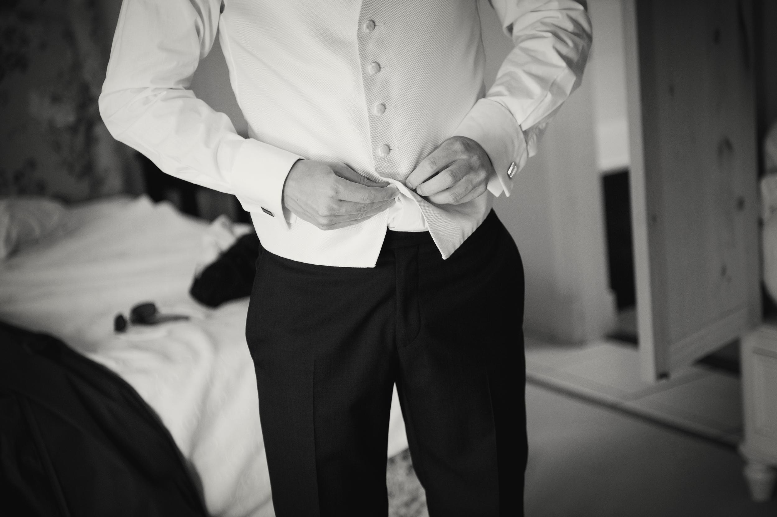 Suit by Tom Murphy's, Cork -Photography:Weddings by KARA  © - Wedding Location: Kilshane House, Tipperary, Ireland