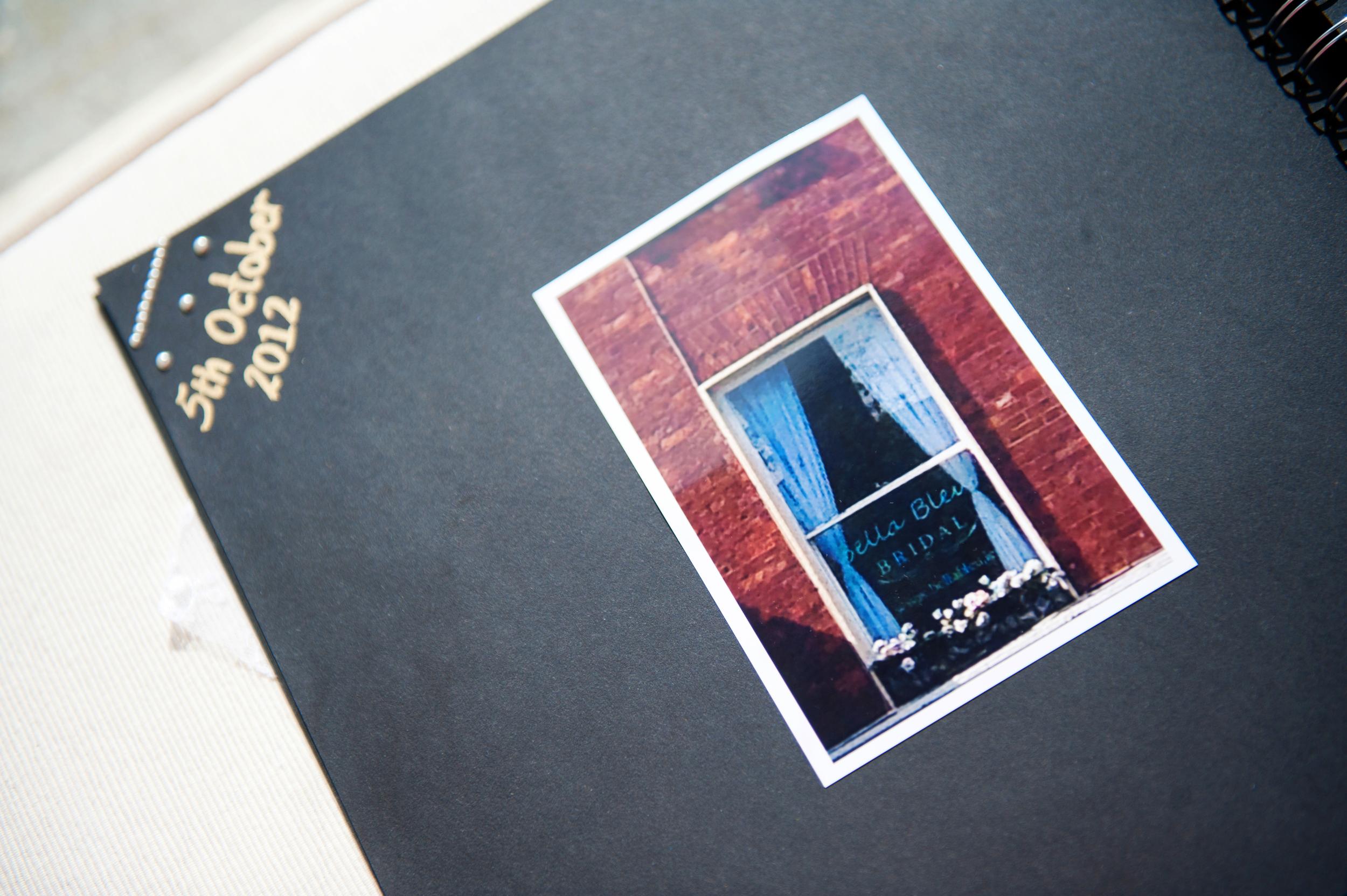 Bella Bleu, Co. Cork. - Photography:  Weddings by KARA  © - Wedding Location: Kilshane House, Tipperary, Ireland