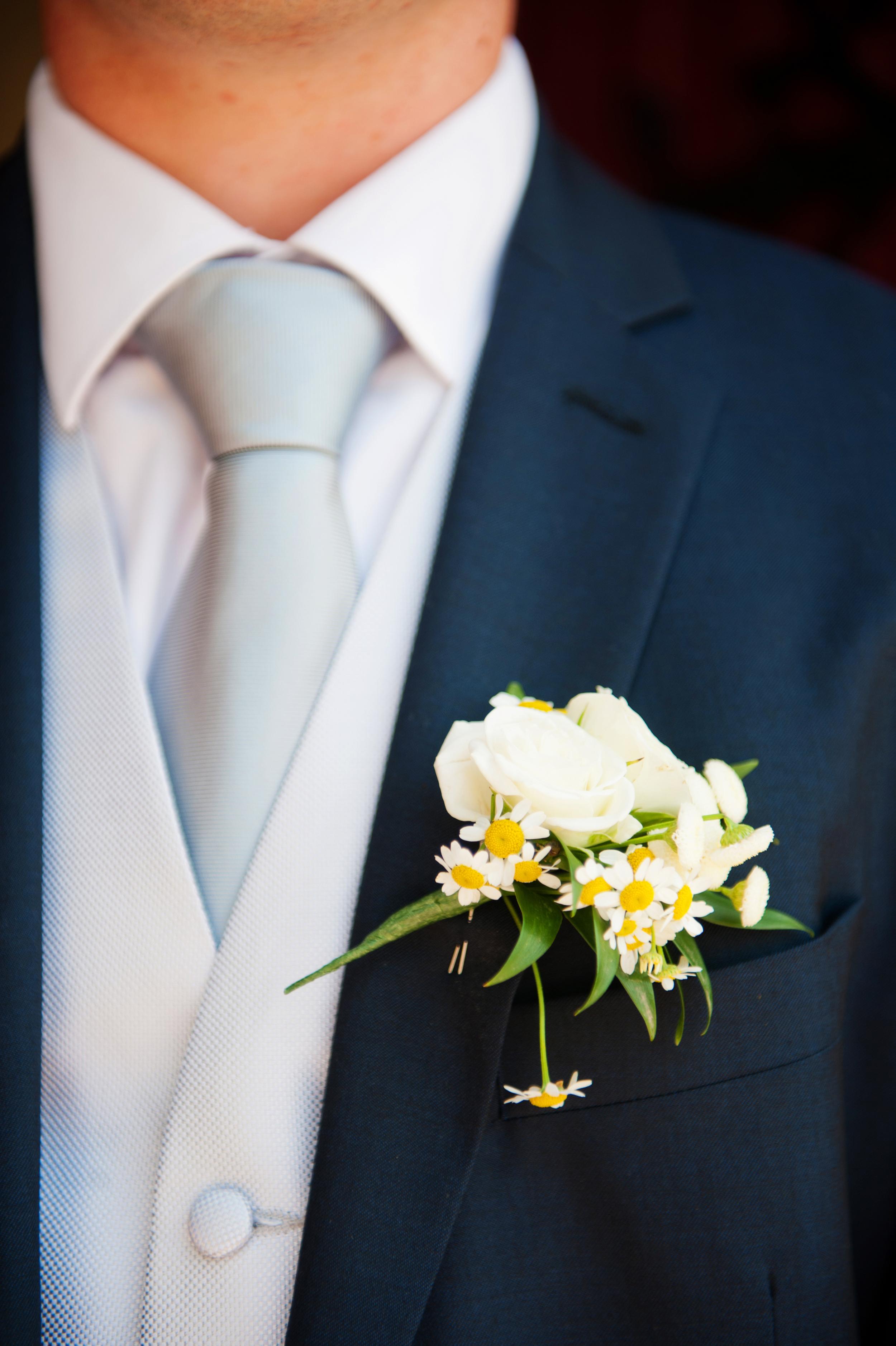 Flowers by Michelle of Cashel Flowers -Photography:  Weddings by KARA  © - Wedding Location: Kilshane House, Tipperary, Ireland