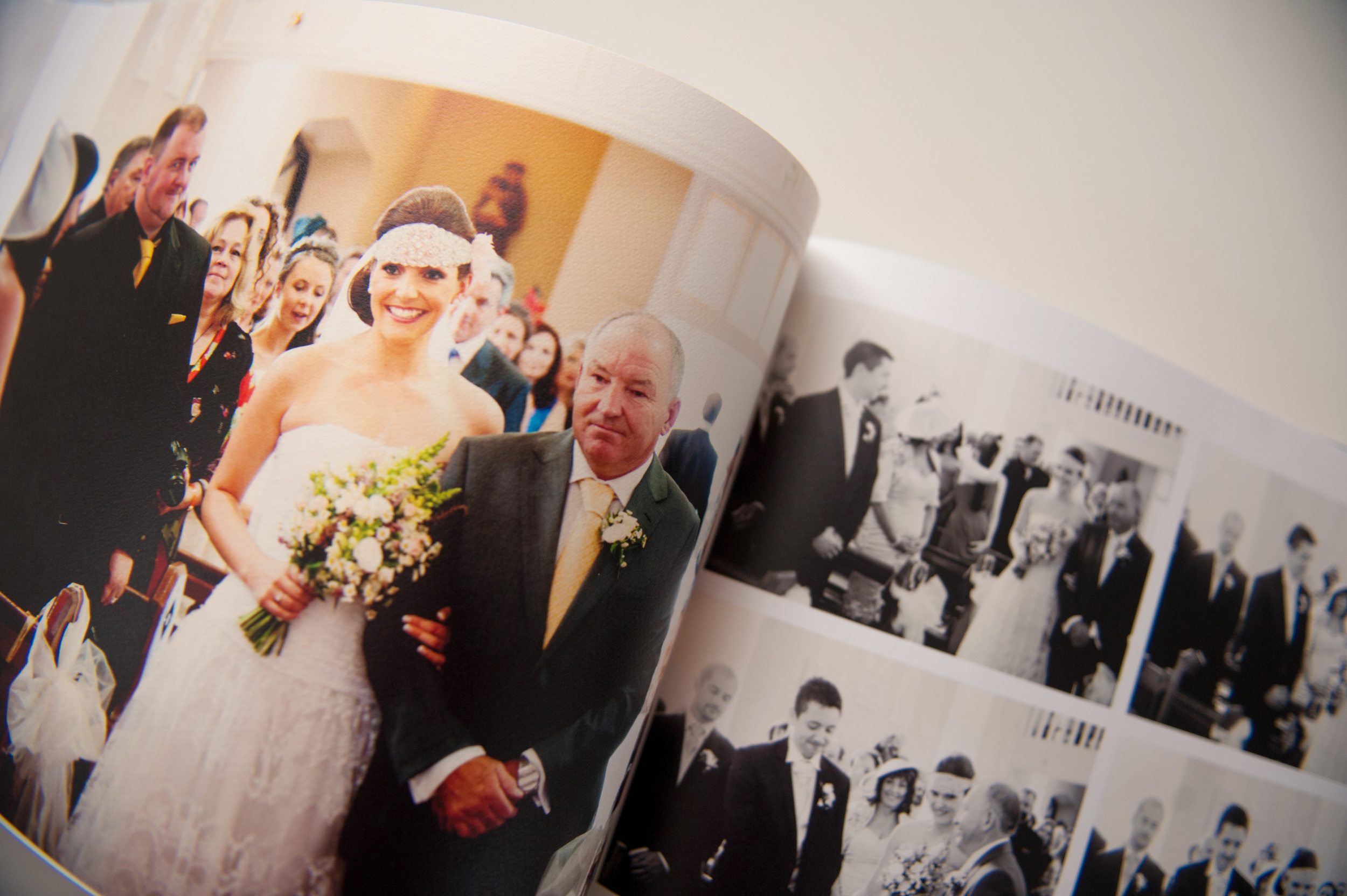 Your wedding photography will be treasured for years to come.