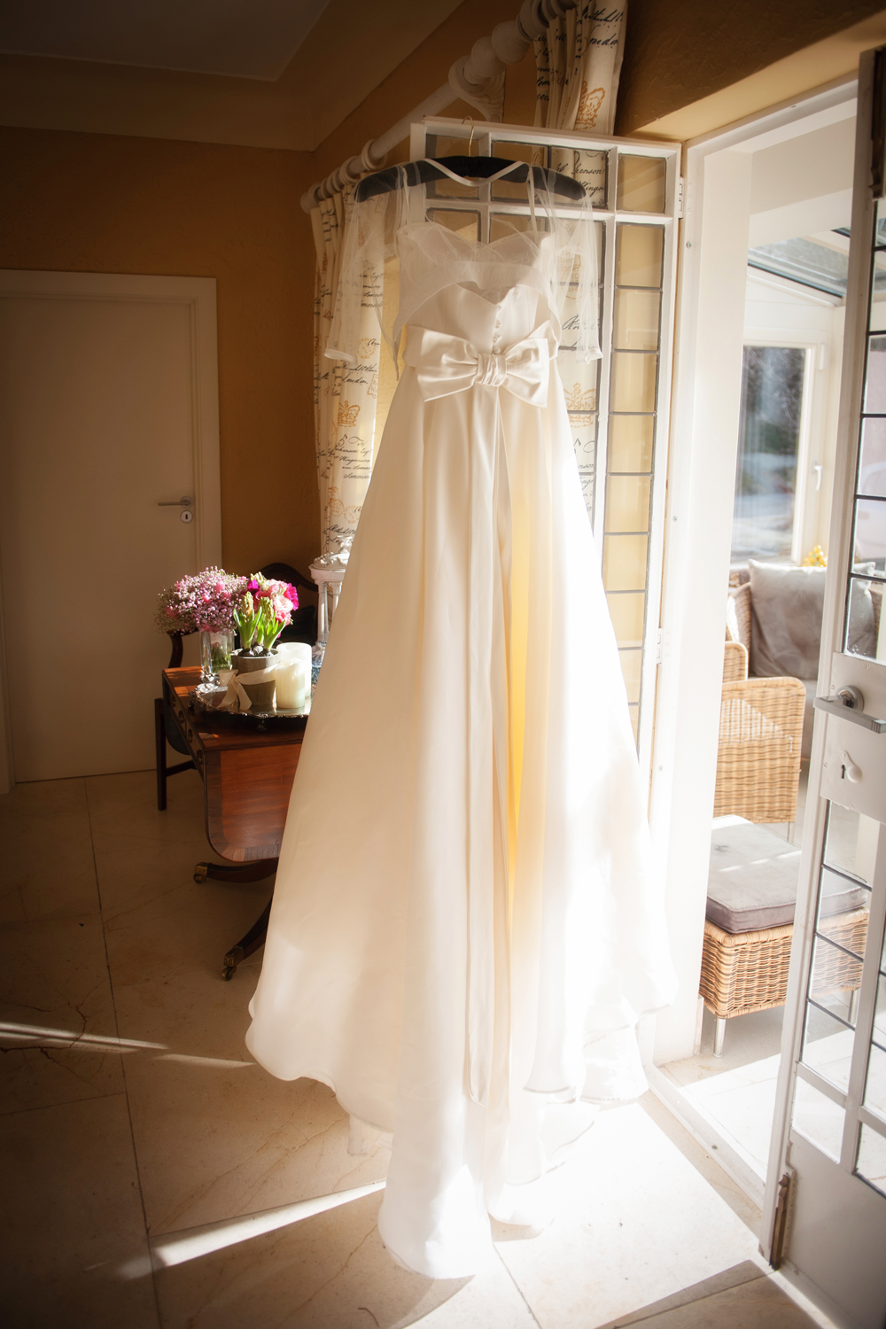 THE DRESS!!! My dress was by Sassi Holford worn with bespoke top and veil by Sharon Hoey. The whole experience of buying my wedding dress was amazing and I think every girl should buy her dress at Sharon Hoey!!