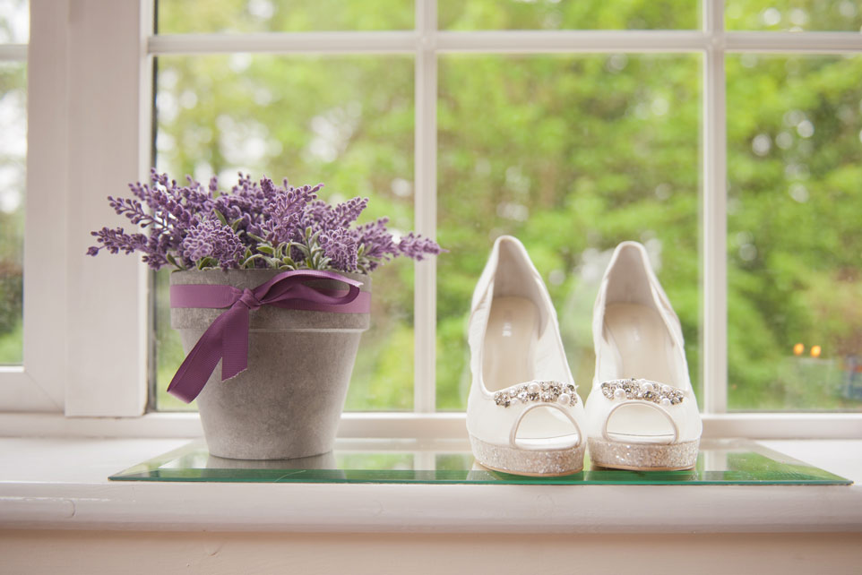 My shoes were 'Menbur', a really pretty, girlie style to suit my dress. Shoes were from Serendipity in Limerick, they offer a great variety of bridal shoes. I loved these and hope to wear again!