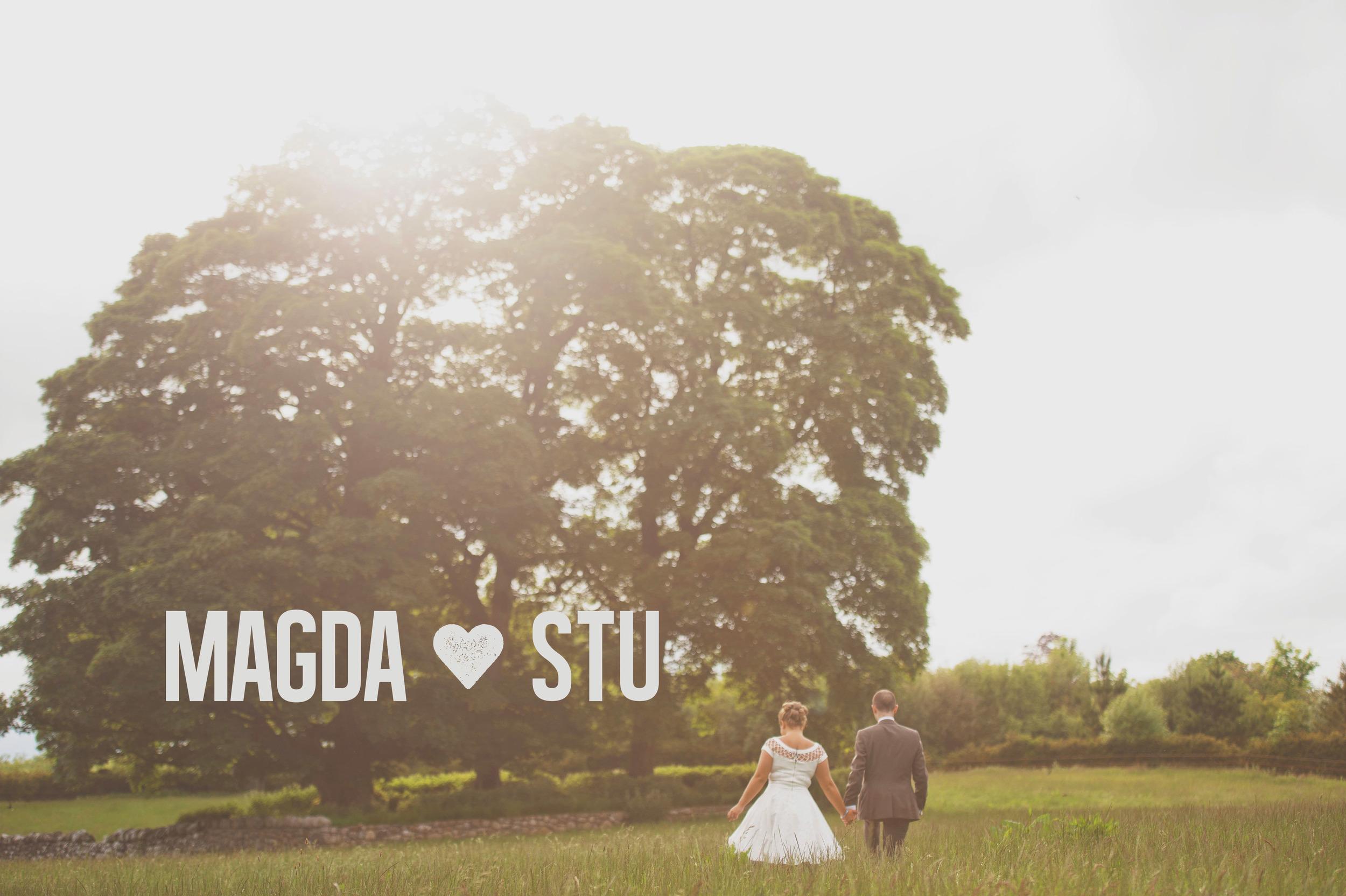 Magda and Stu's Mount Druid Wedding - June 2014