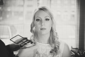 Vintage makeup tutorial by Emma Farrell and Weddings by KARA 03