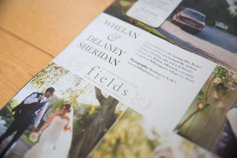 Weddings by KARA wedding photographers Ballymagarvey Village, ireland