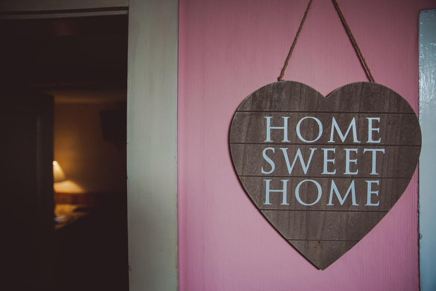 Home sweet home wedding photography Meath