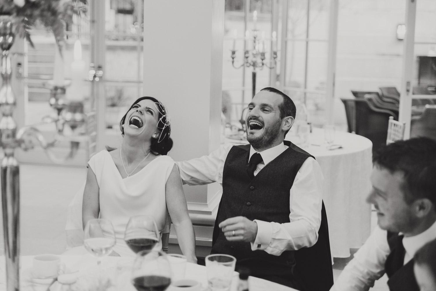 Bride and groom in Tankardstown House Meath Wedding photographers meath ireland