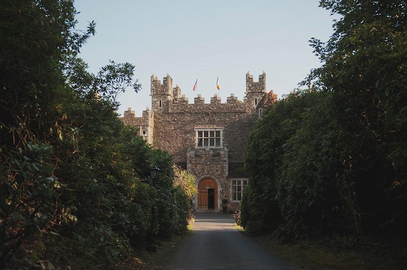 Waterford Castle Wedding Venue