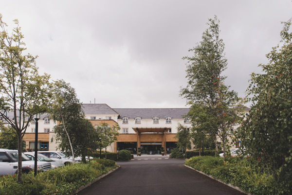 Castleknock hotel wedding