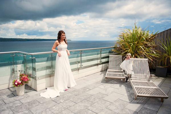 cliff house hotel wedding