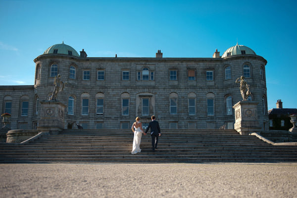 powerscourt house wedding photography wicklow