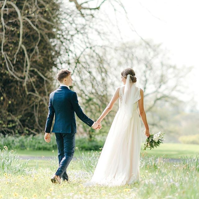 C & L in @rathsallaghhouse 💕 What a beautiful day! Dress - @alicemaybridal Hair & Make-up- @lisasmythmakeup Flowers - @adonisflowerdesigners #weddingbouquet #irishweddingvenue #weddingstyle #destinationweddingphotographers #irishweddingphotographer