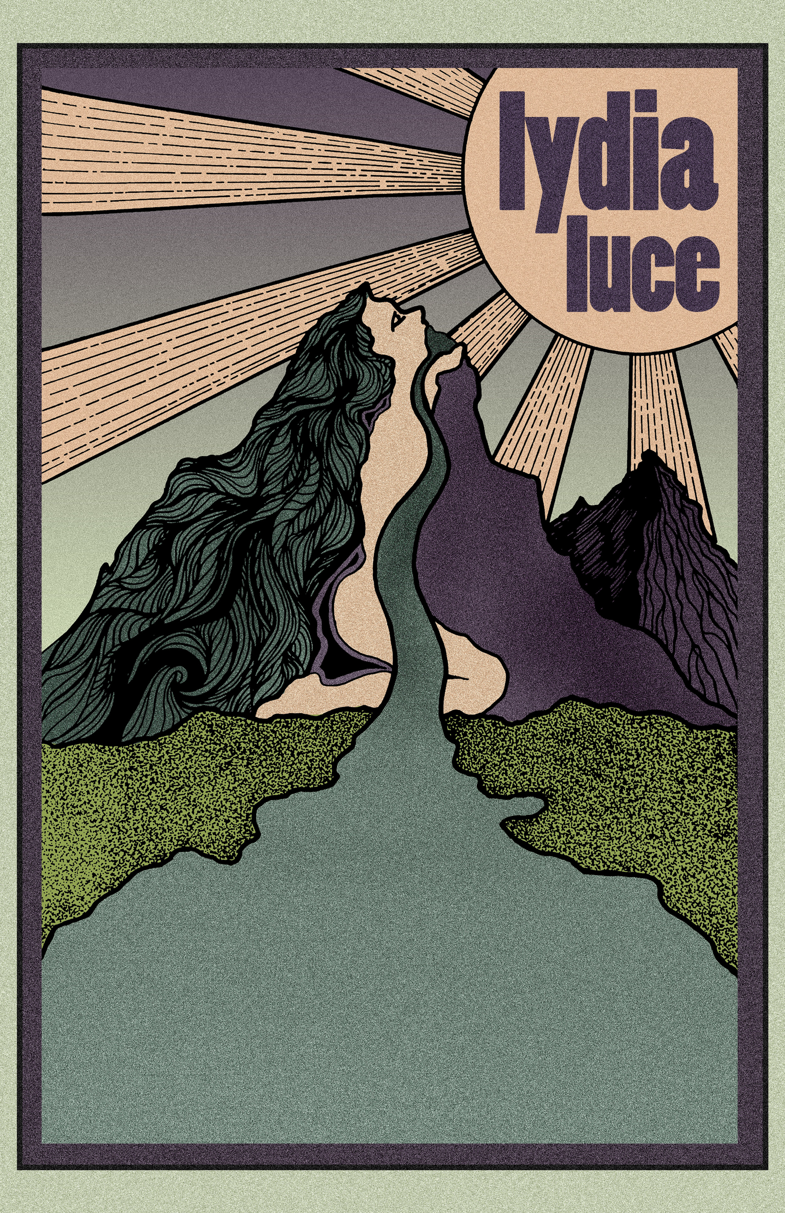 Lydia Luce Poster