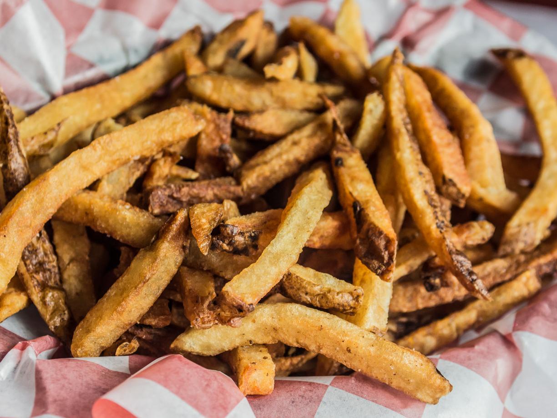 Handmade Garlic Fries