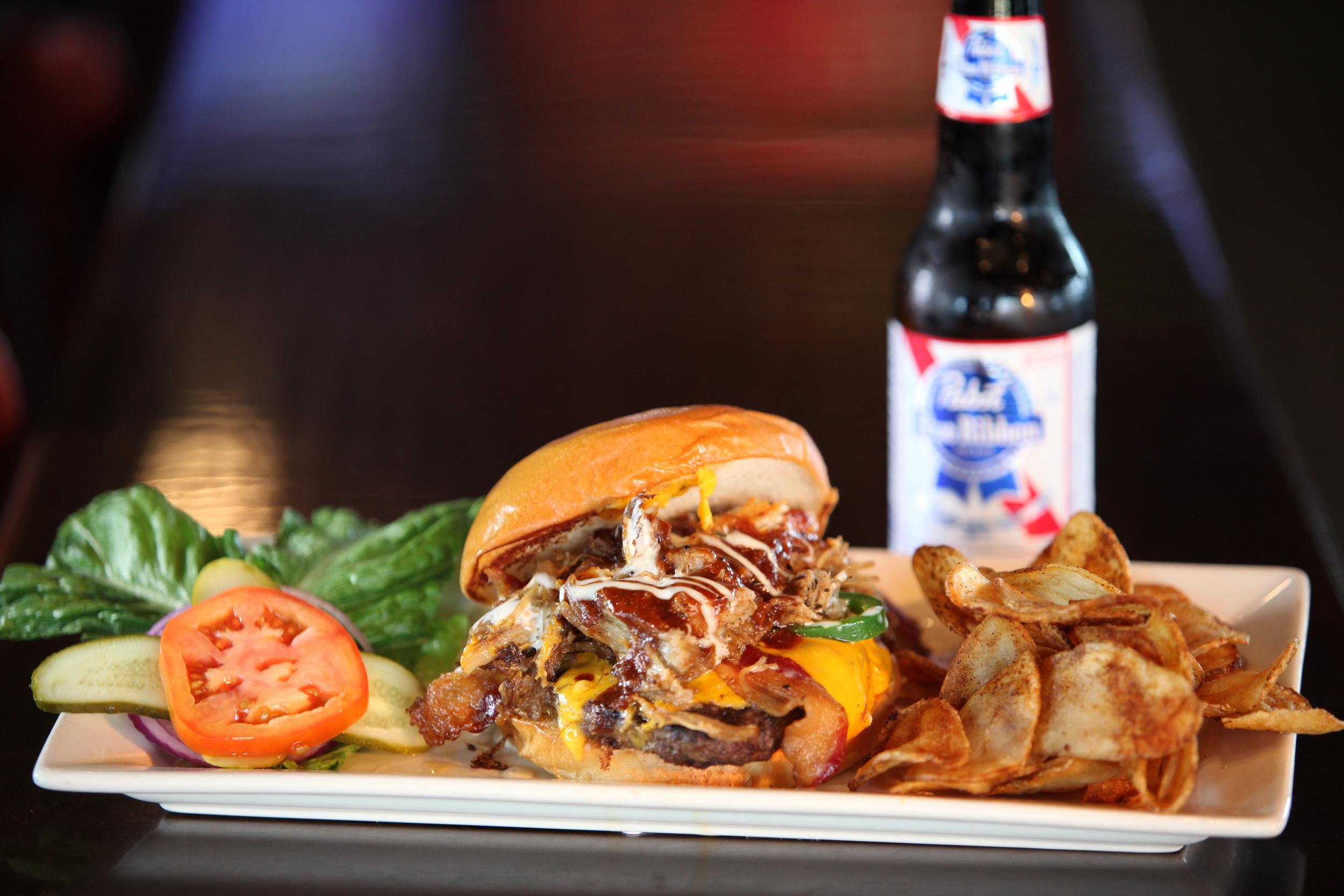 Best Burgers in West Des Moines!