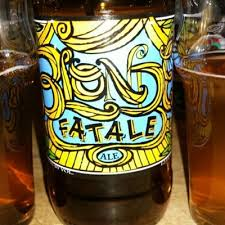 West Des Moines Craft Beer: Peace Tree Brewing's Blonde Fatale at Wellman's Pub and Rooftop