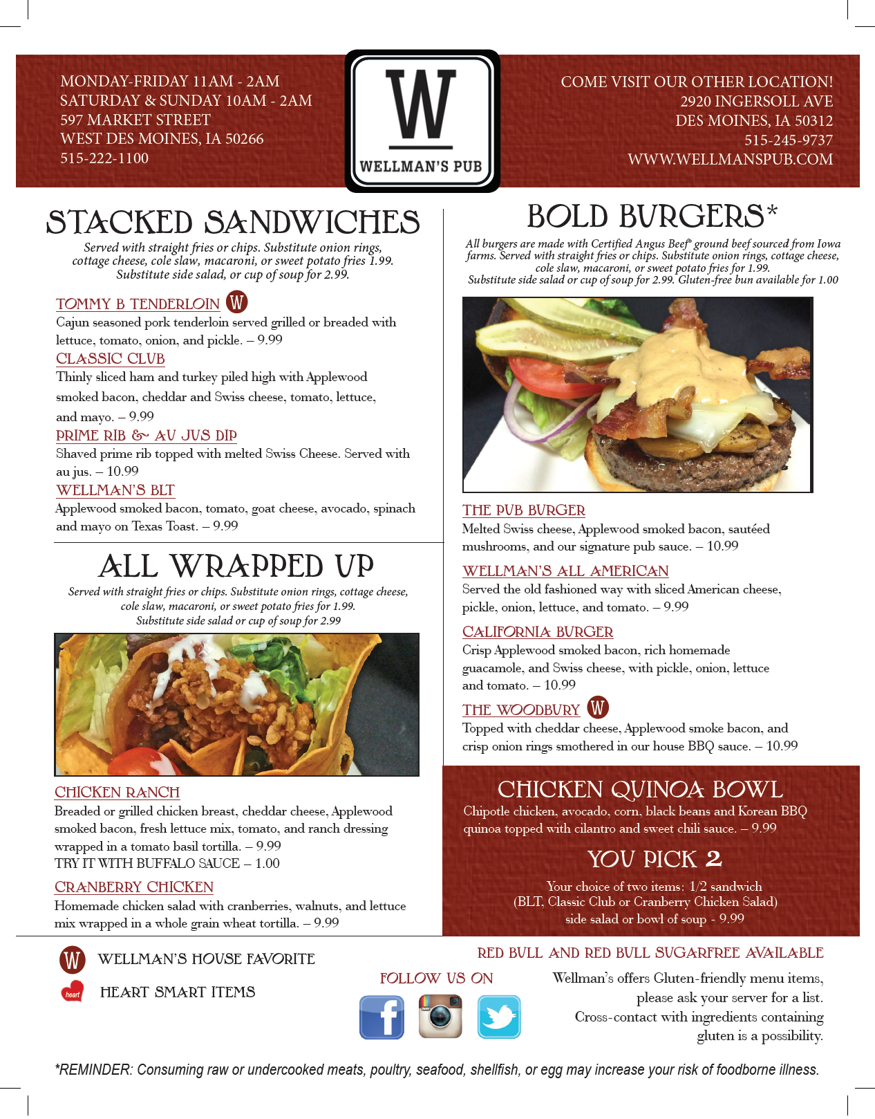 Wellman's Pub and Rooftop Brunch Spring 2019 West Des Moines P2.png