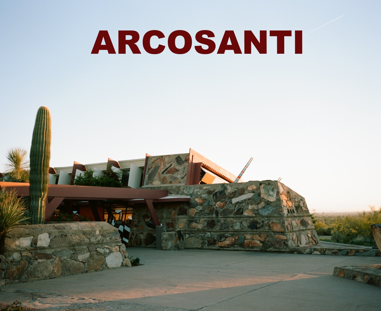 Arcosanti West