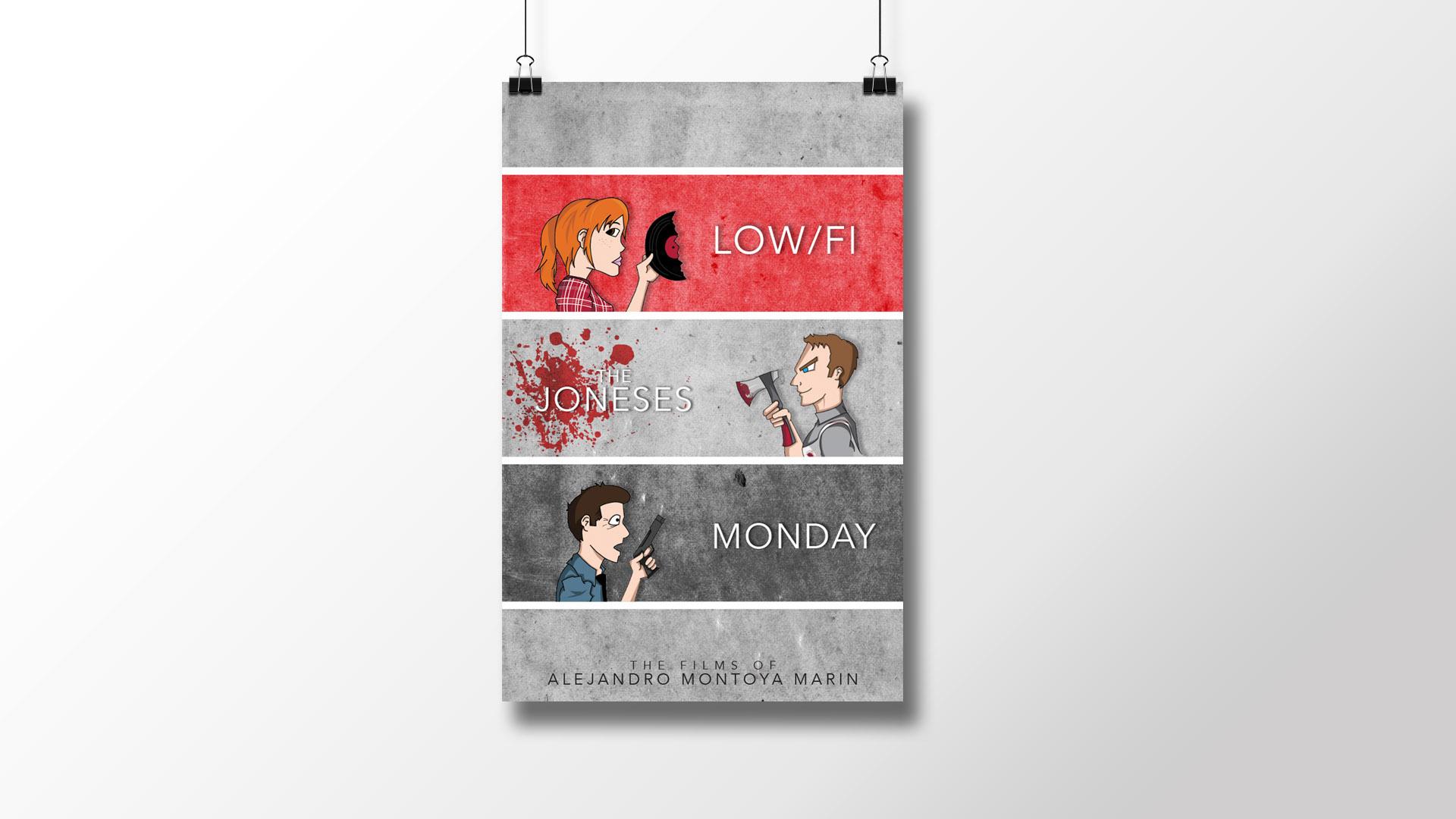 Short Film Trio Poster