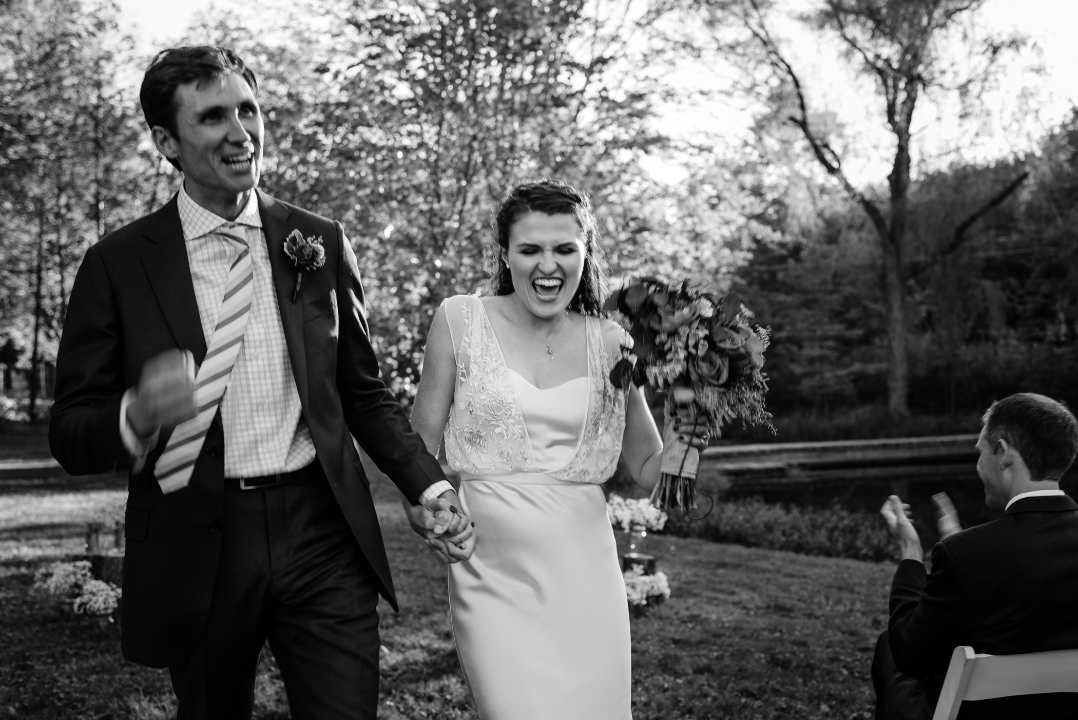 Stefy Hilmer Photography -bride and groom laughing after they said i do.jpg