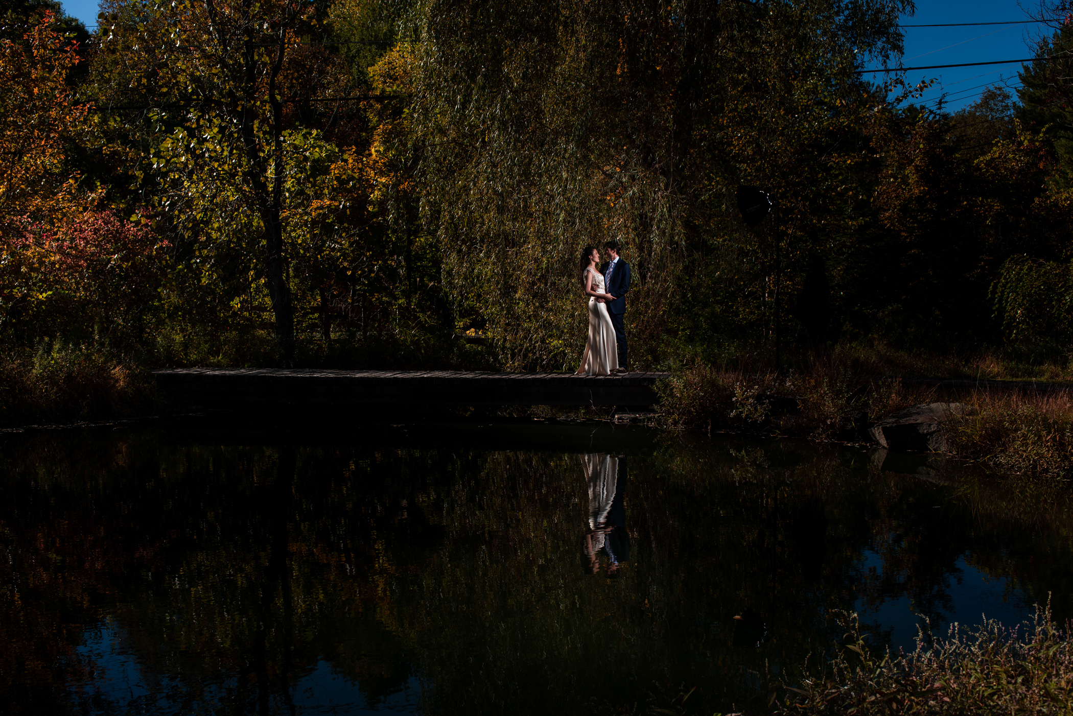 Stefy Hilmer Photography -dramatic light wedding portrait.jpg