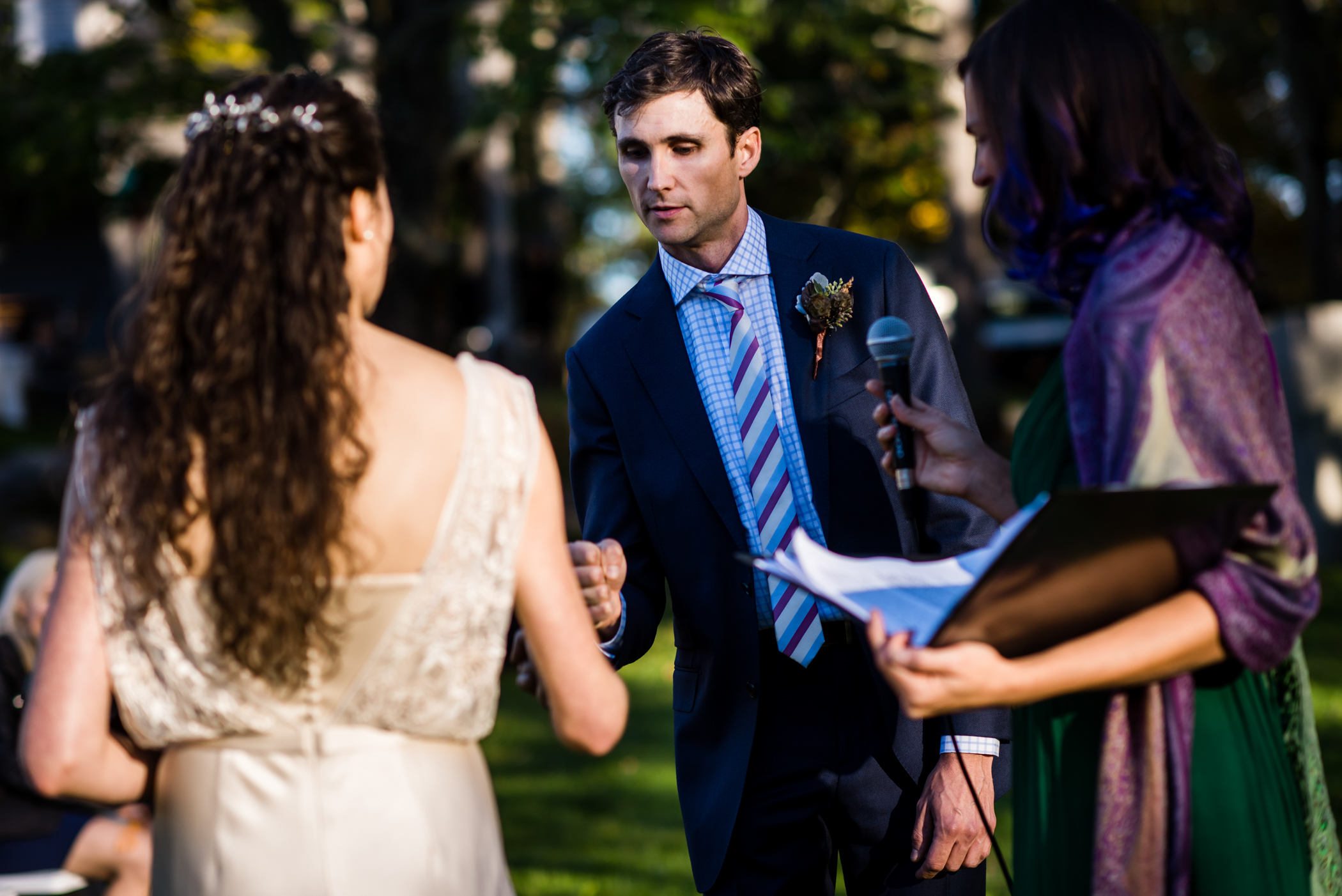 Stefy Hilmer Photography -Rock paper siccors at wedding ceremony who reads vows first.jpg