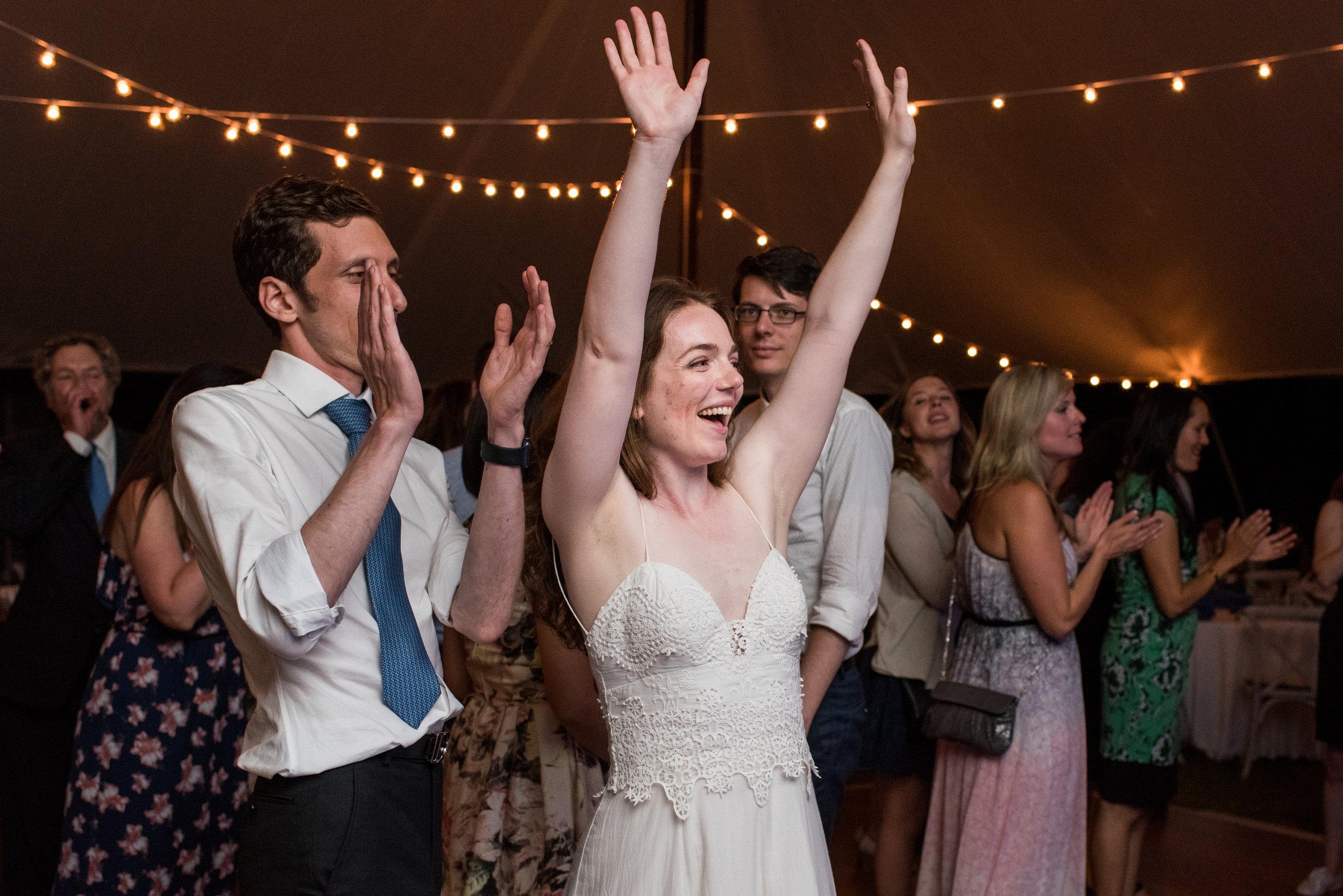 Stefy Hilmer Photograhy- bride having so much fun at her wedding reception.jpg