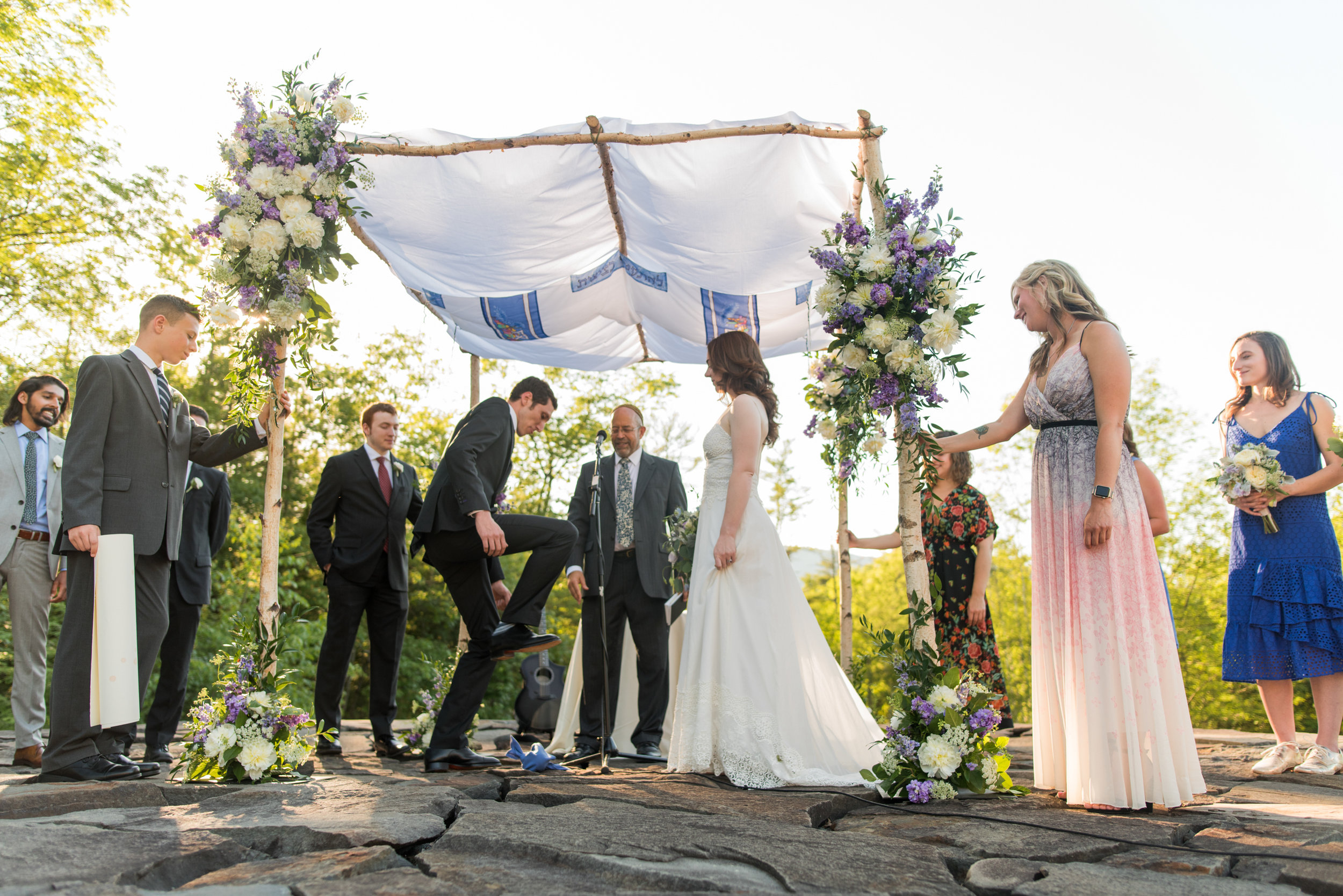 Stefy Hilmer Photography-breaking of the glass, jewish ceremony.jpg