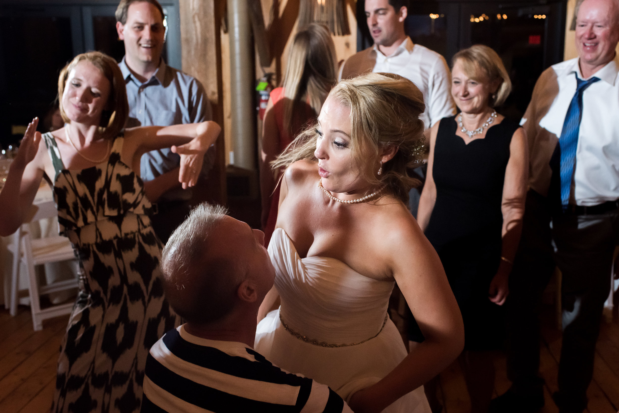 Stefy Hilmer Photography- funny dancing bride and guests.jpg