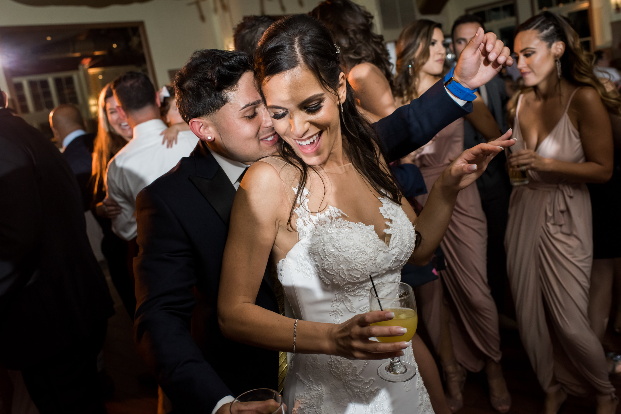 Stefy Hilmer Photography-bride and groom dancing during wedding reception.jpg
